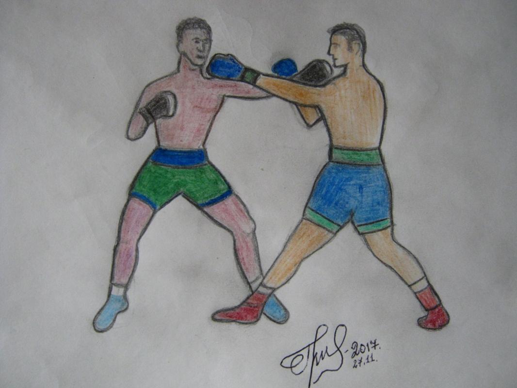 Алексей Гришанков (Alegri). Boxing