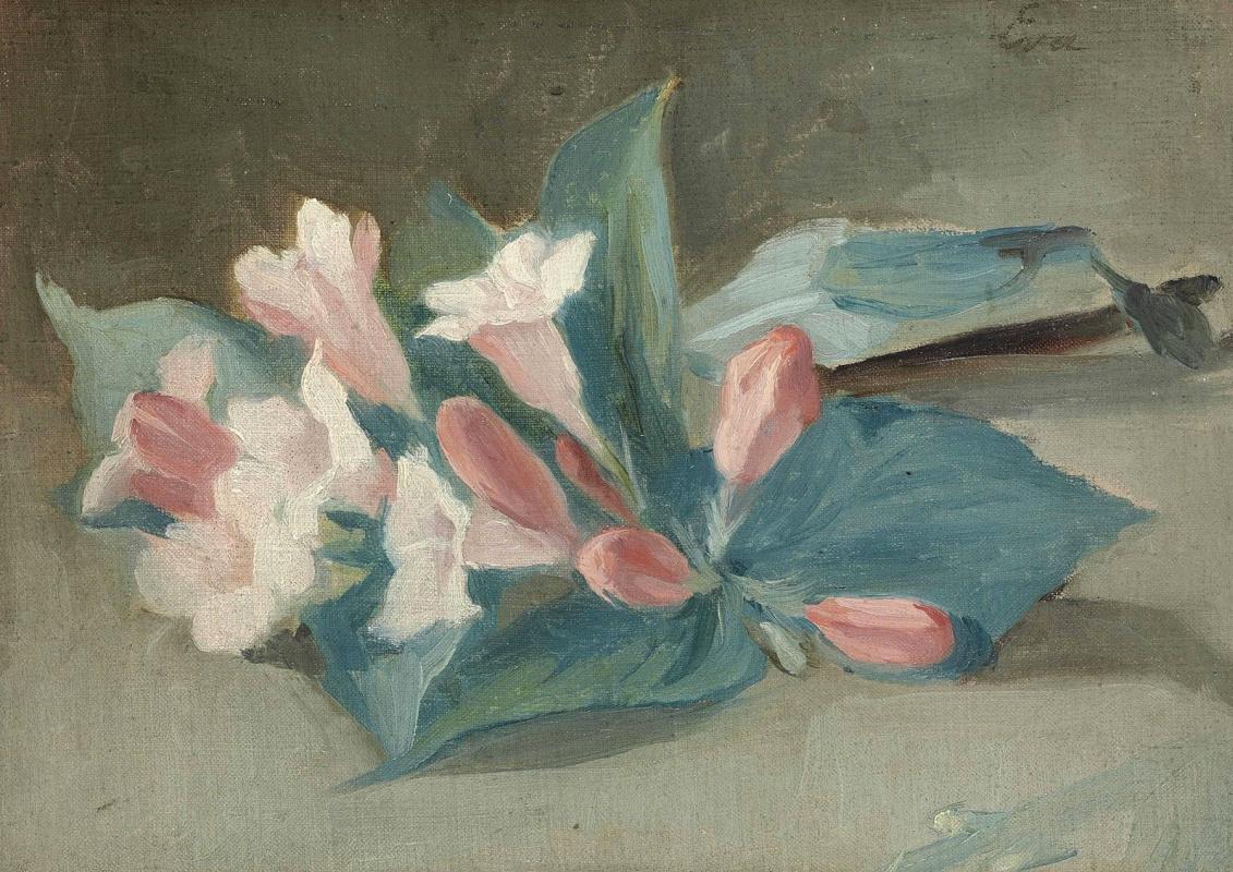 Eva Gonzalez. Flowers