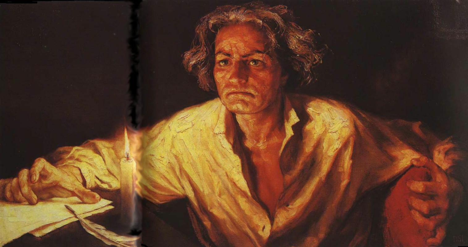 Yuri Vladimirovich Pugachev. Beethoven