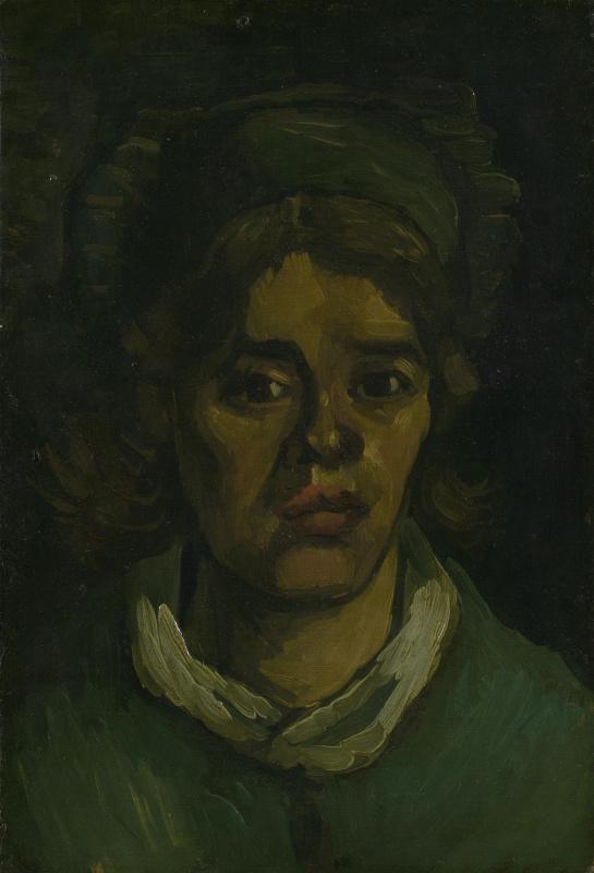 Винсент Ван Гог. Голова женщины