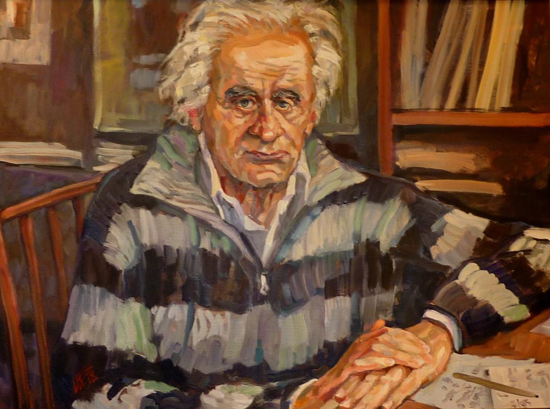 Владимир Никитович Шмуратко. Physicist Karnaukh G.E.