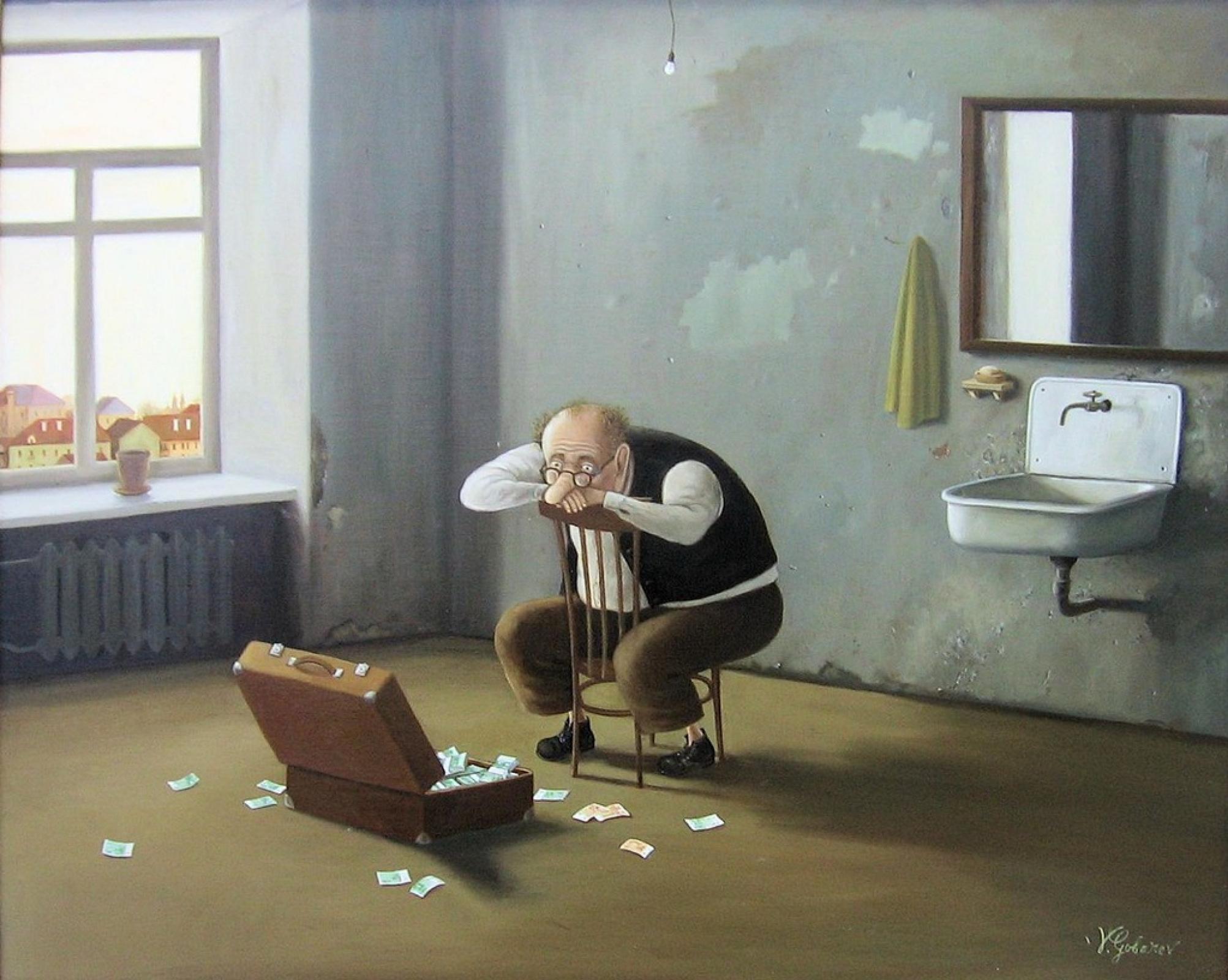 Валентин Губарев. Джек-пот