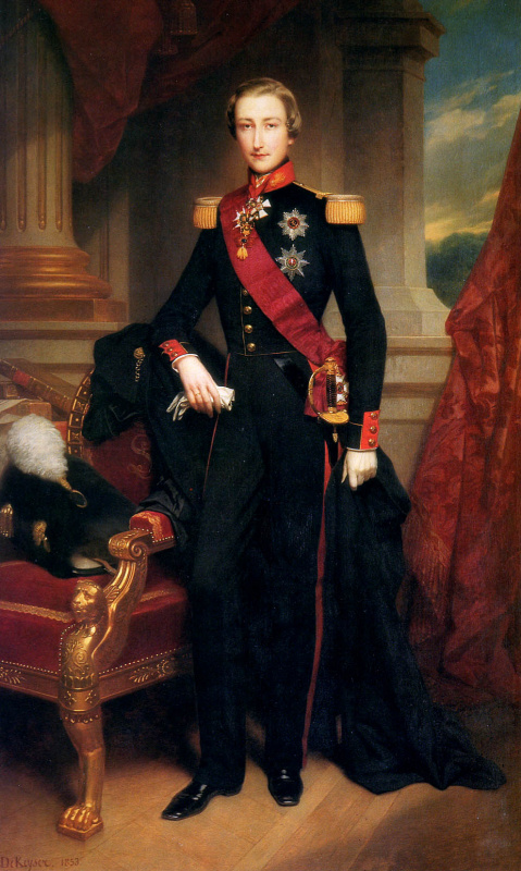 Томас де Кейзер. Принц Леопольд II