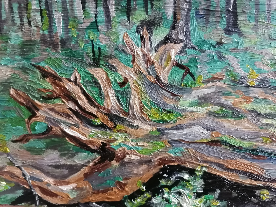 Forest log