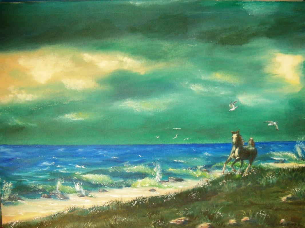 Victor Petrovich Matviyenko. Towards the wind...