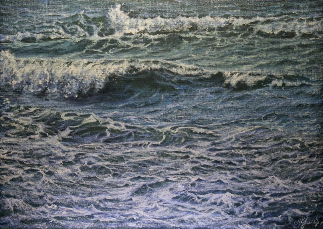 Valery Levchenko. № 590 Marine and Landscape.