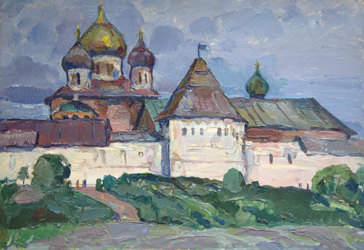 Boris Petrovich Zakharov. Etude.