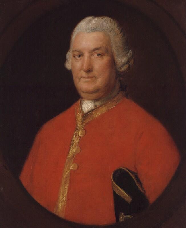 Thomas Gainsborough. Stringer Lawrence