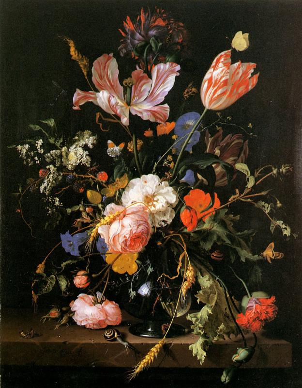 Jan Davids de Hem. Still life