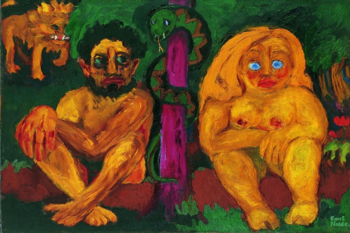 Emil Nolde, Lost Paradise
