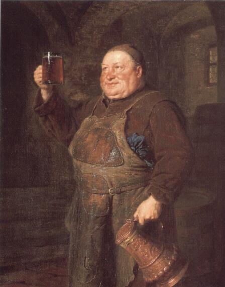 Эдуард Грутцнер. Отцовская забота
