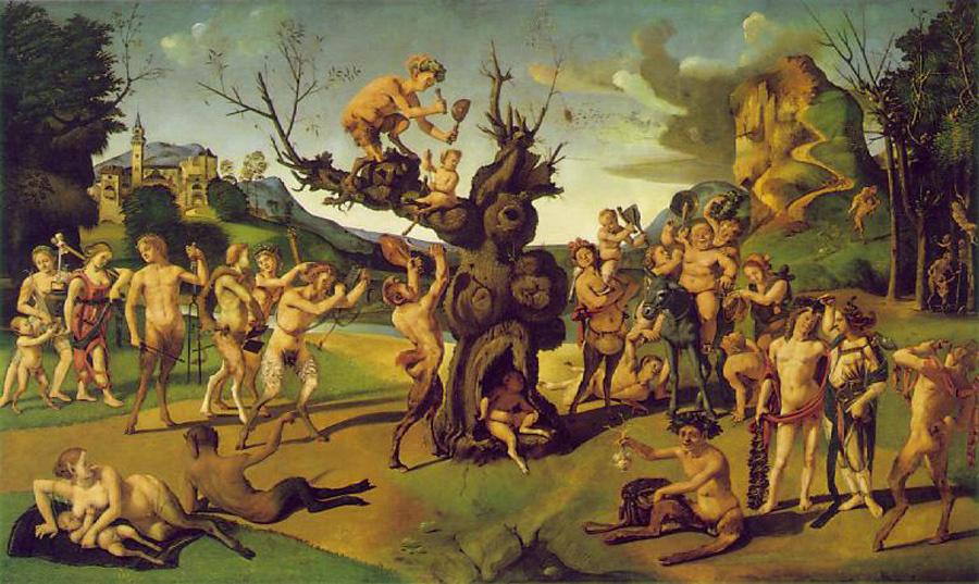 Piero di Cosimo. Honey