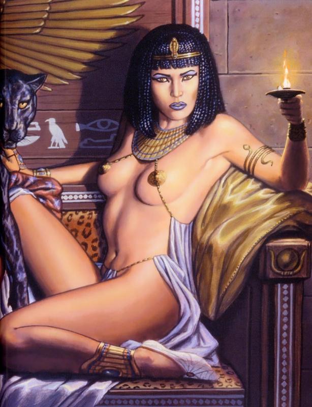 Порно фото египтянки