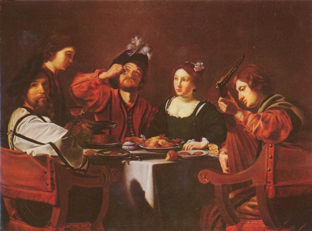 Nicola Turnier. Feast