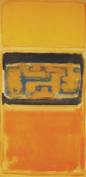 Rothko Mark. No. 1
