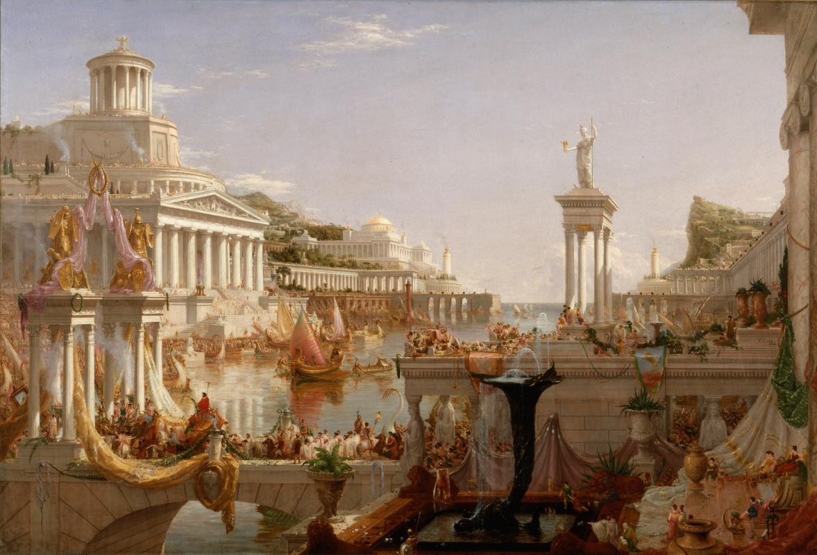 Томас Коул. Путь Империи. Расцвет