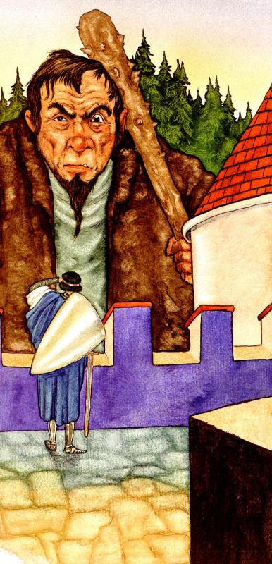 Майкл Хаг. Рыцарь серебряного щита