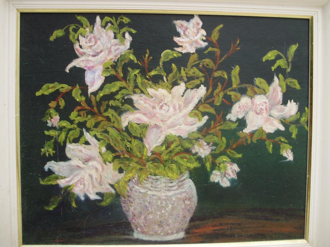 Рита Аркадьевна Бекман. Бумажные розы