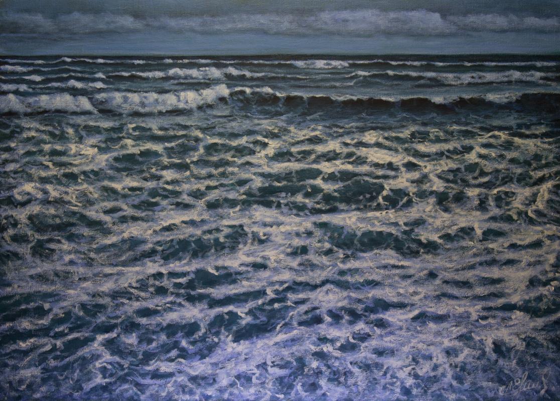 Valery Levchenko. No. 593 Seascape.