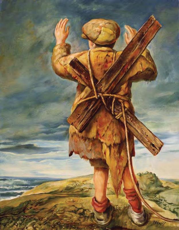 Самуэль Бак. Варшавский мальчик