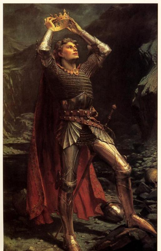 Тед Батлер. Корона