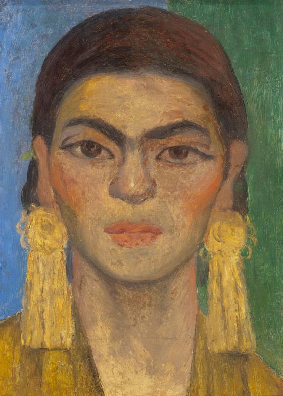 Диего Мария Ривера. Фрида Кало