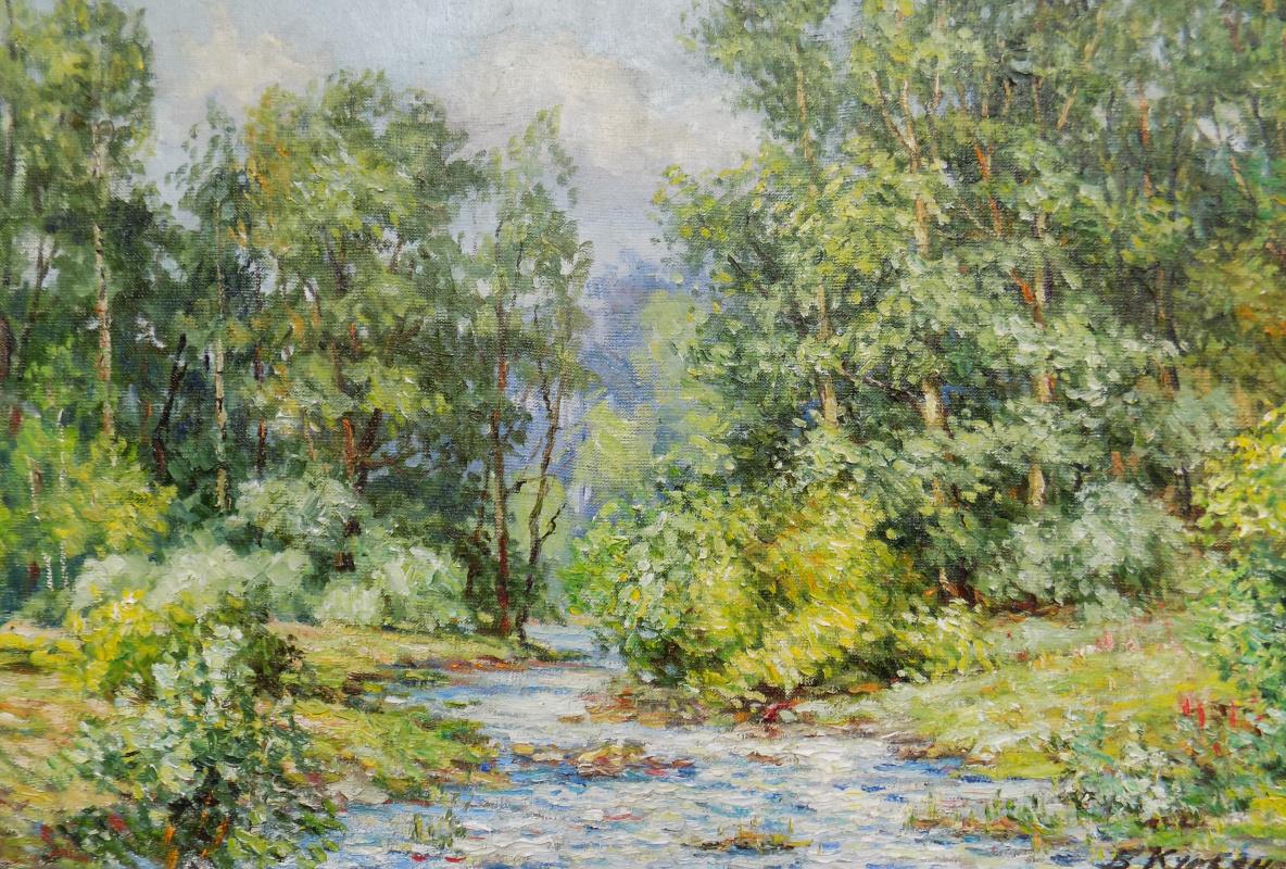 Victor Vladimirovich Kuryanov. Living Water