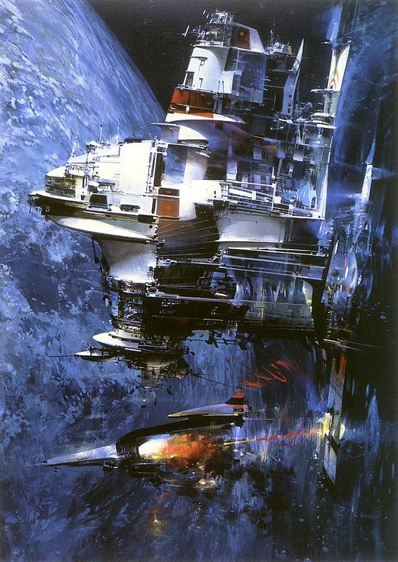 Джон Берки. Звездные войны 12