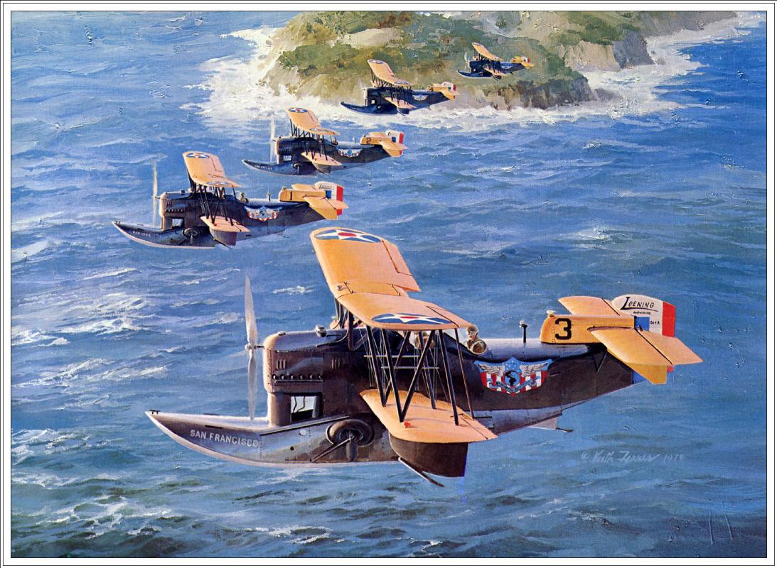 Кейт Феррис. Самолет 1