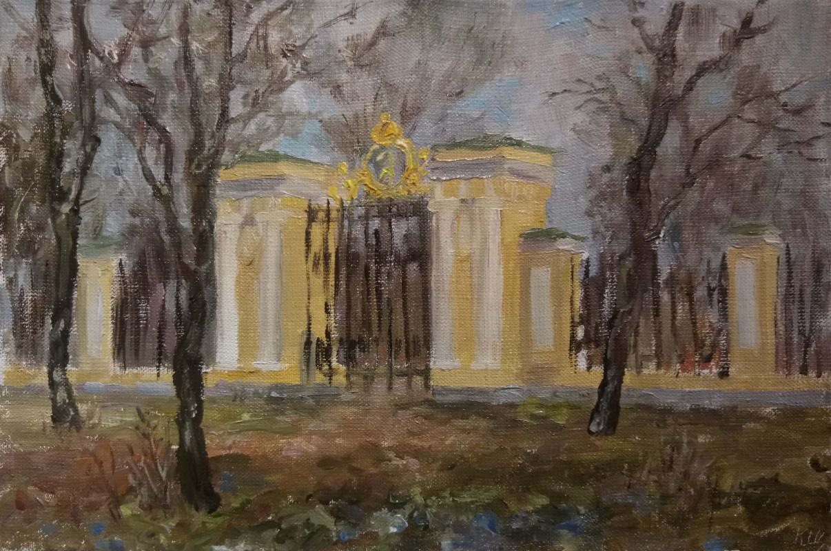 Кристина Щекина. The entrance is closed. Talent Academy