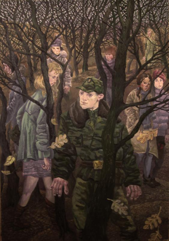 Dmitry Gusynin. Sad demob