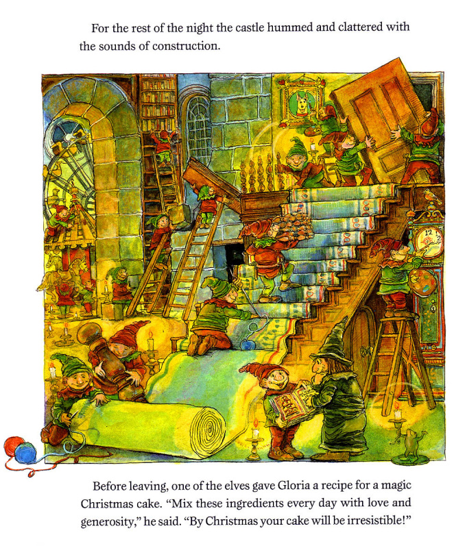 Стивен Келлог. Рождественская ведьма 16