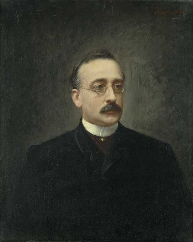 Ханс Хейердал. Август Кристиан Бауманн Бонневи