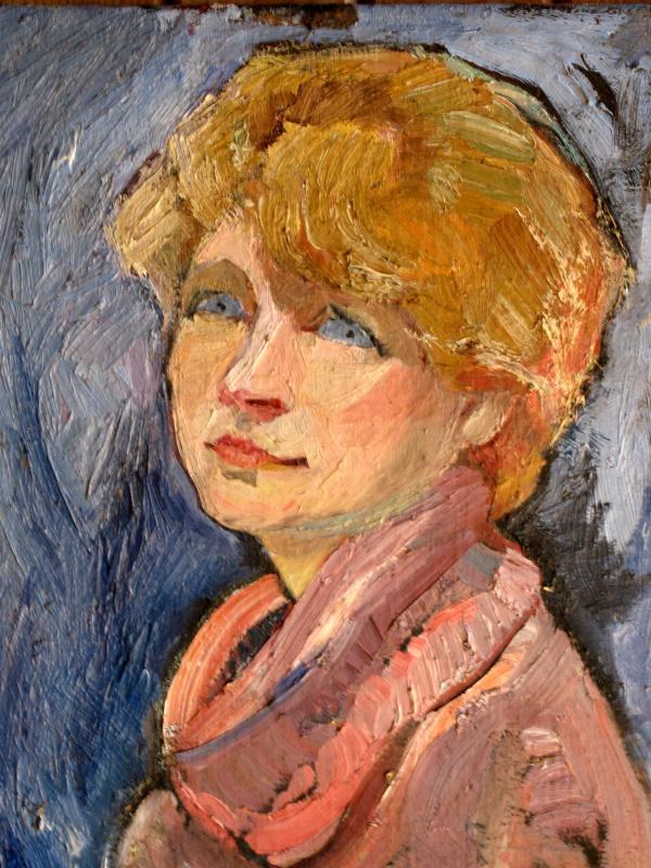 Liliana Nikolaevna Rastorgueva. Lucy
