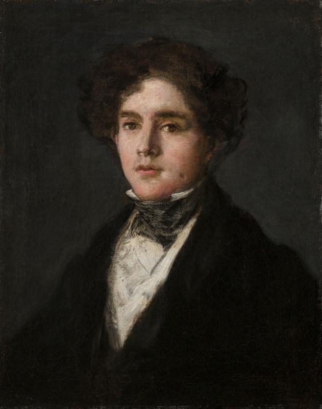 Франсиско Гойя. Портрет Мариано Гойи, внука художника