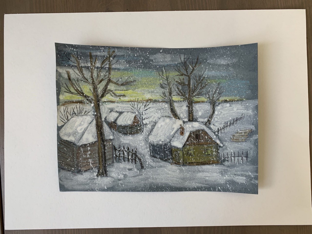 Lemberg Helen. Winter