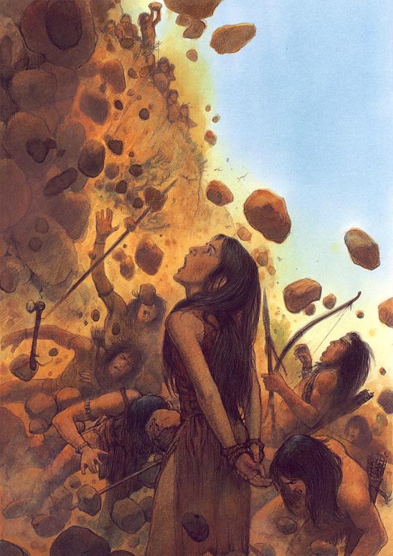 Юлек Хеллер. Камни