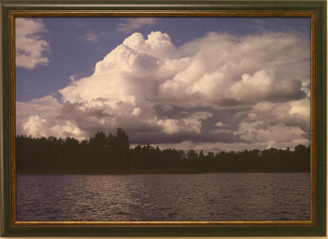 К. Грещук. Облачный цикл 2