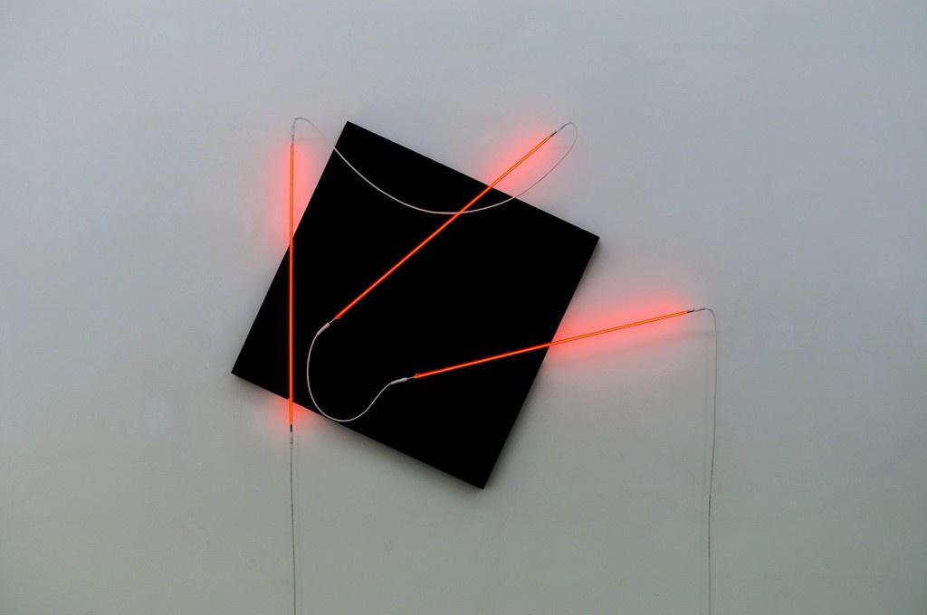 Франсуа Морелле. Неоновое 3D