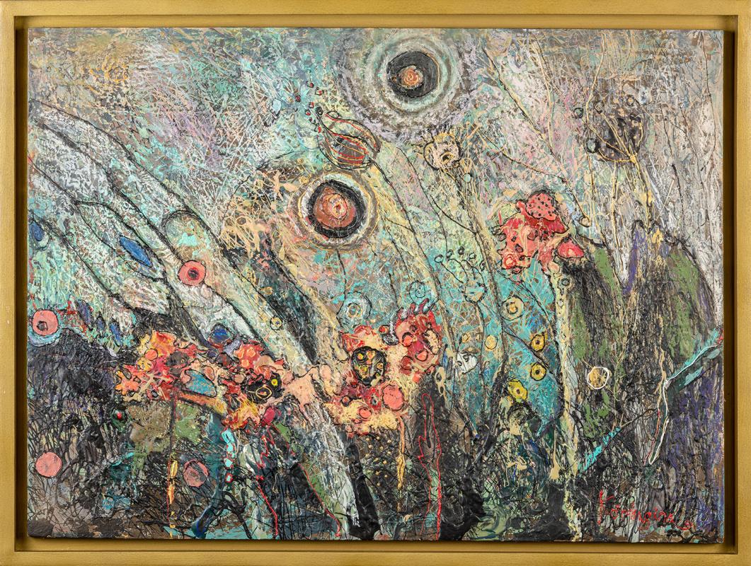 Ekaterina Mikhailovna Korchagina. Butterfly Life