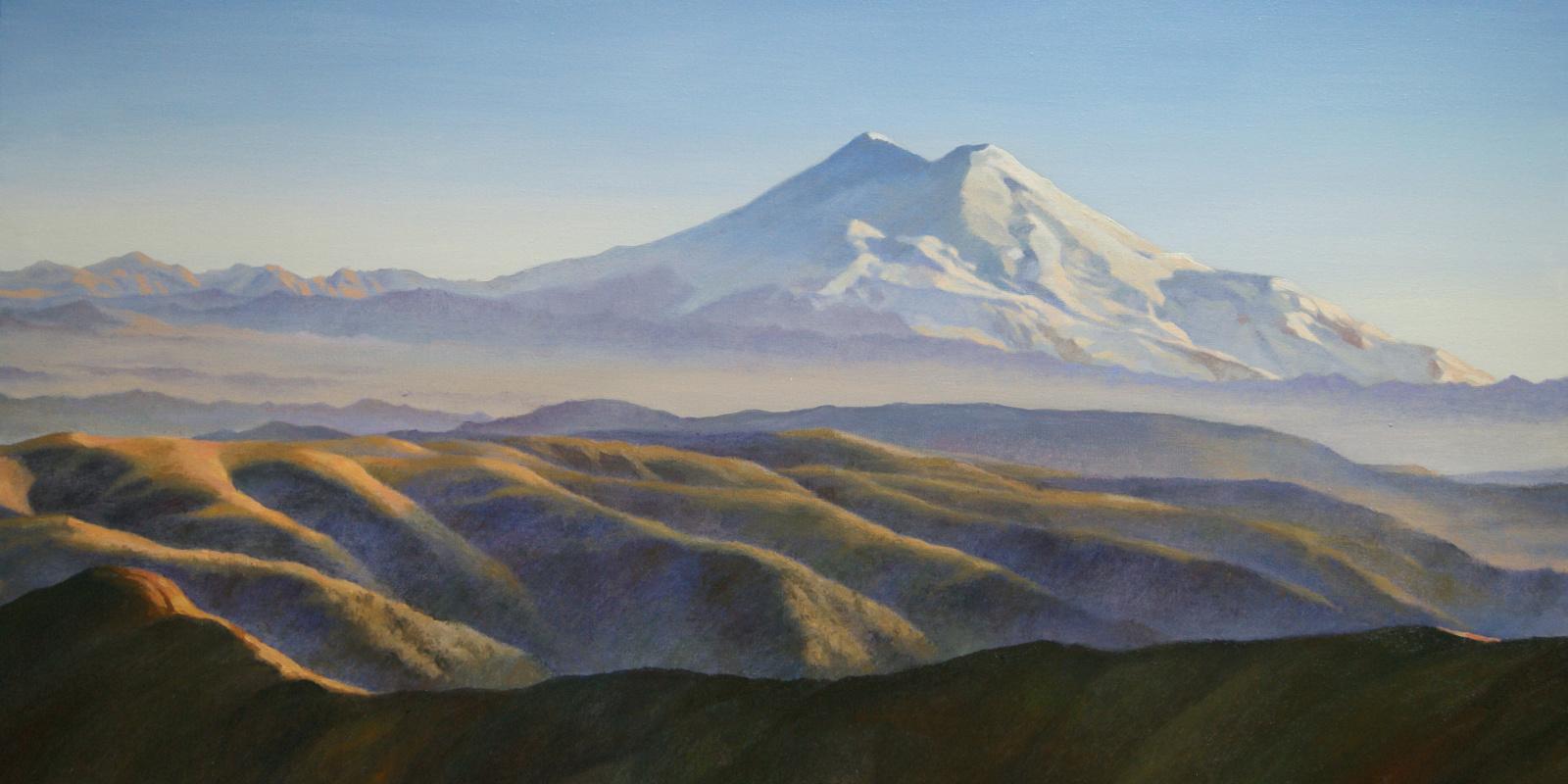 Alan Albegov. Elbrus 2