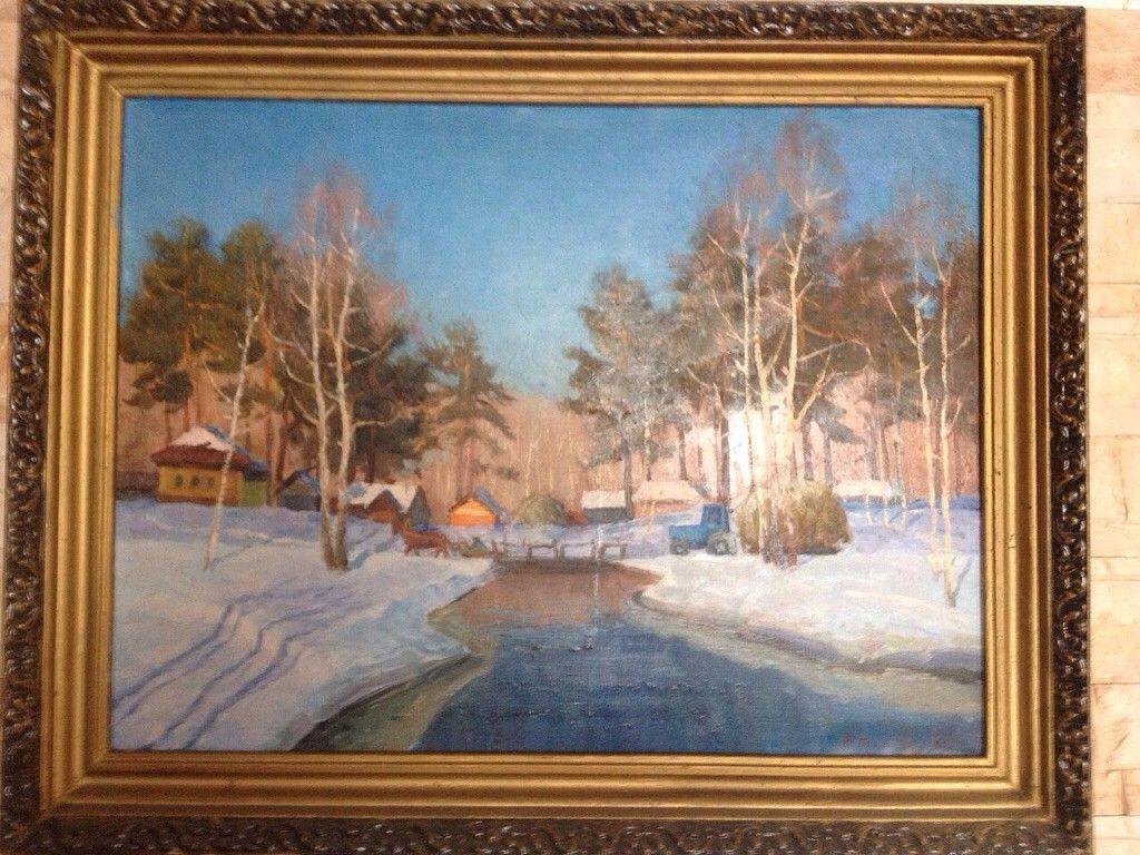 Vasily Ivanovich Goldyrev. Unknown