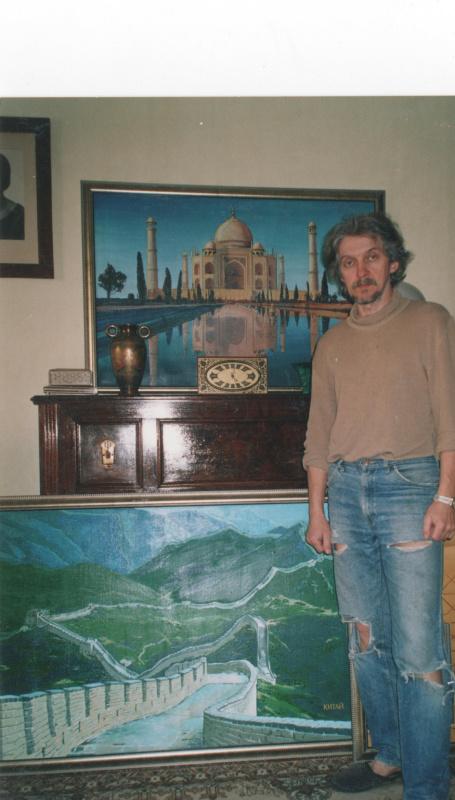 Vlad S. Zharkevich. Мои картины исторических мест