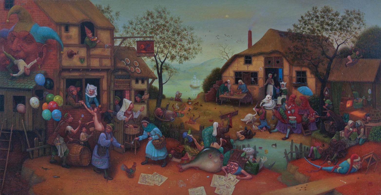 Михаил Лобырев. Household