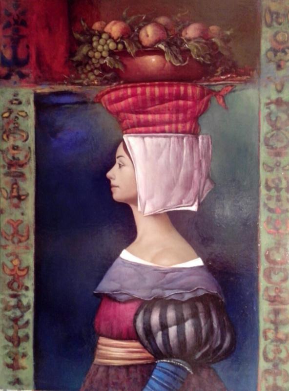 Aram Safarian. Infanta