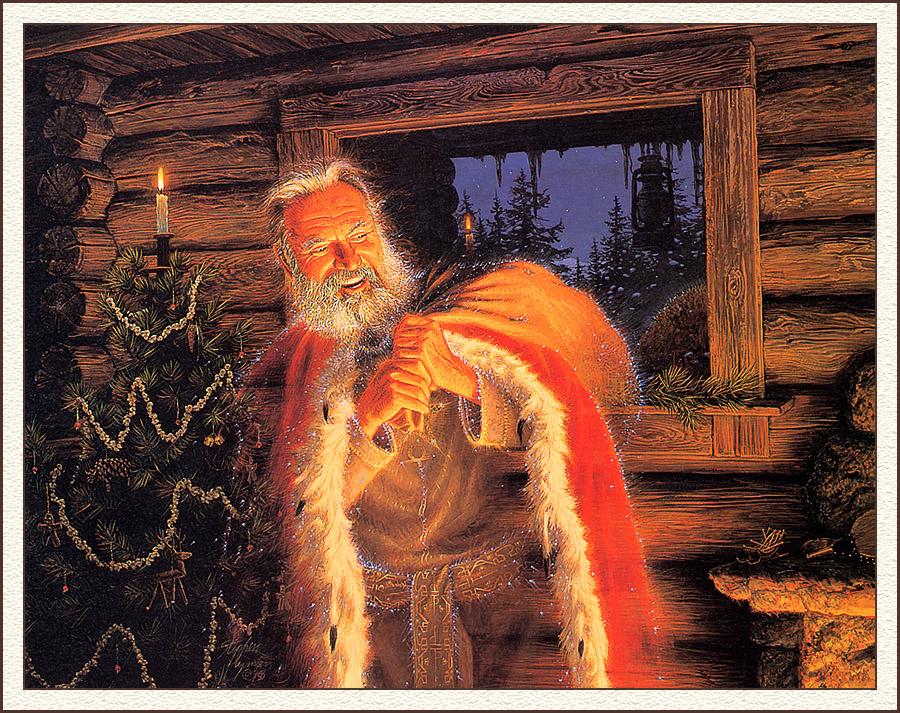 Стивен Лиман. Дух Рождества