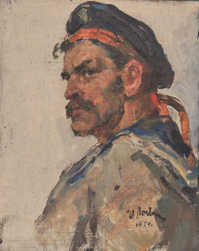 Иван Дмитриевич Логвин. Матрос.