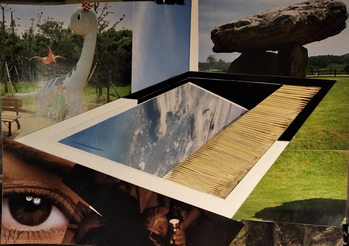 Maxim Alexandrovich Tatarinov. Landscape architecture concept 1
