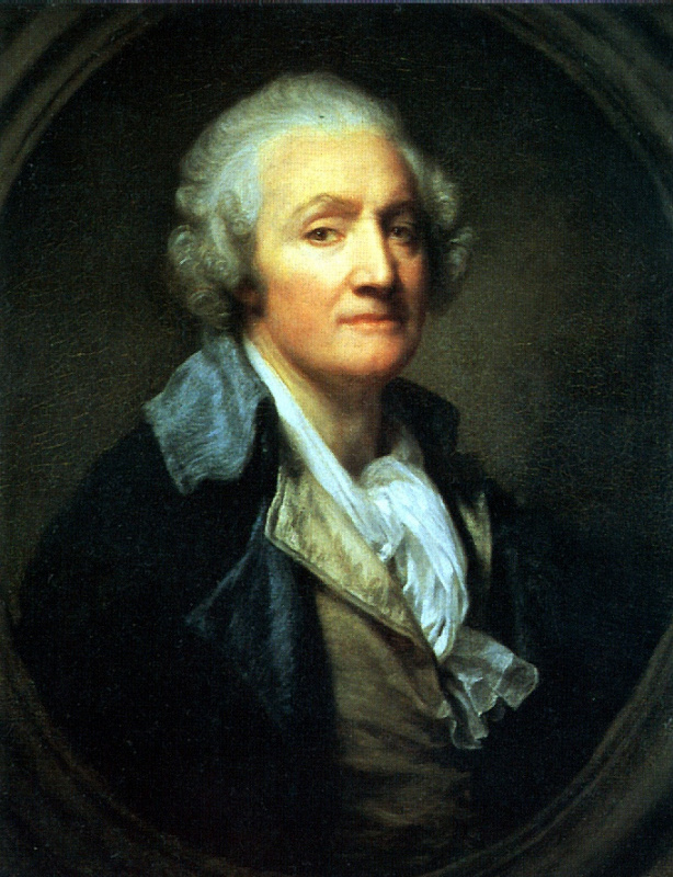 Jean-Baptiste Dreams. Self-portrait
