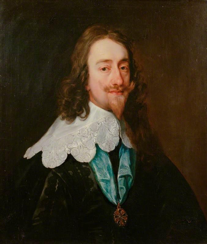 Anthony van Dyck. Charles I